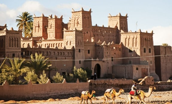 Morocco desert incentive