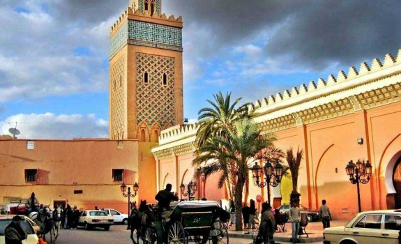 Marrakech incentive